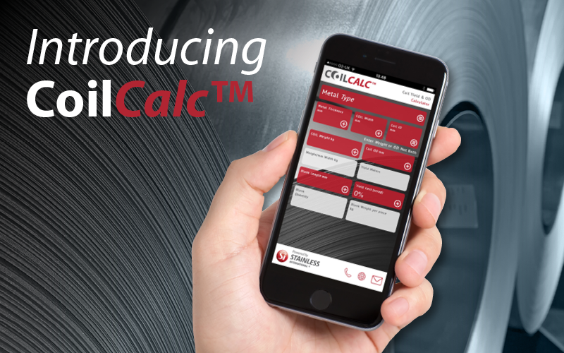 CoilCalc™, Coil Yield & OD Calculator App
